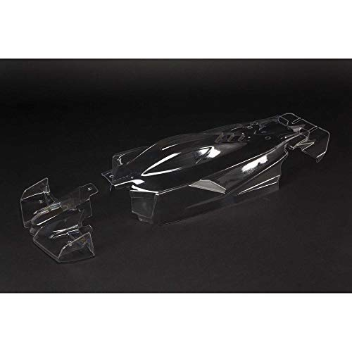 ARRMA Clear Body with Decals: Limitless 6S BLX, ARA410003