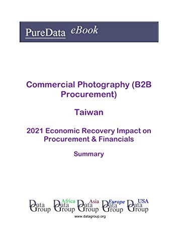 Commercial Photography (B2B Procurement) Taiwan Summary: 2021 Economic Recovery Impact on Revenues & Financials