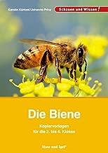 """Die Biene - Kopiervorlagen für die 2. bis 4. Klasse (""""Schauen und Wissen!"""" für den Sachunterricht)"""