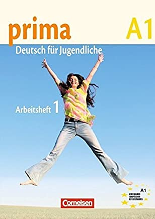 Prima German: Arbeitsbuch mit Audio-CD, Band 1 (Workbook with Audio CD) (German Edition) by HOLT MCDOUGAL(2013-09-25)