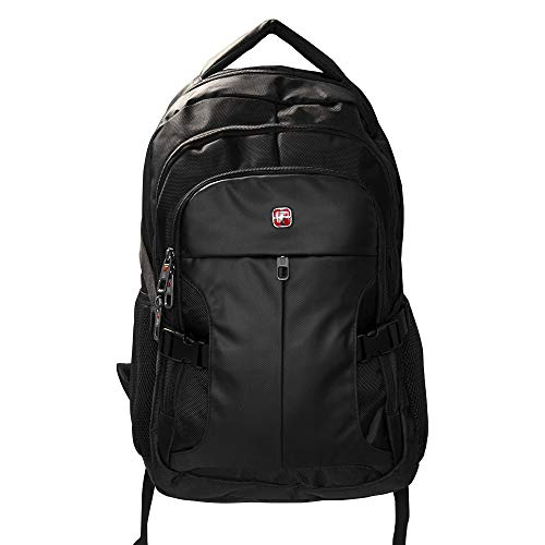 Passenger Buffalo Rucksack schwarz