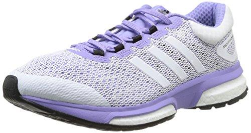 mächtig der welt Adidas Unisex Adult Response 23 Boost White Sneakers (Running White / Running White / Bright…