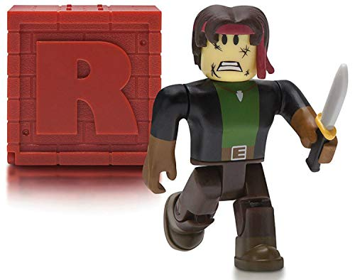 Roblox Series 4 Bombo Action Figure Mystery Box + Virtual Item Code 2.5'