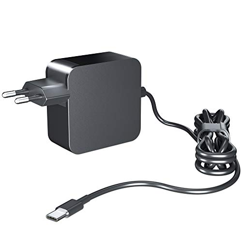 NEUE DAWN 65W USB C Netzteil Type C Adapter PD Netzteil Laptop Ladekabel fur Lenovo ThinkPad Huawei Matebook Pro HP Notebook Asus Acer Dell Xiaomi Air PC Typ C Charger AC Adapter Ladegerat