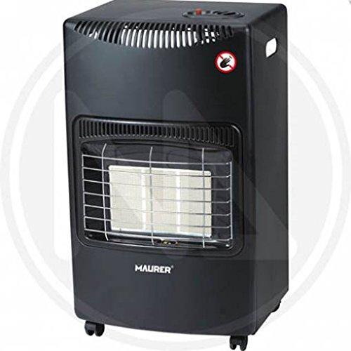 Maurer 95309- Estufa gas infrarroja, 4200W