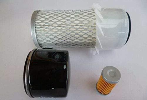 Filtersatz Iseki TU 1400 | 1500 | 1600