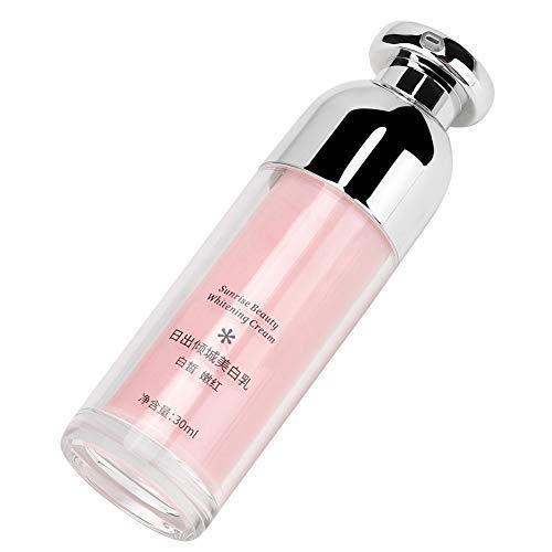 Crème rosâtre éclaircissante pour la peau, 30 ml de blanchiment hydratant tendre crème régénératrice rose pour le corps privé intime Bikini Underarm U