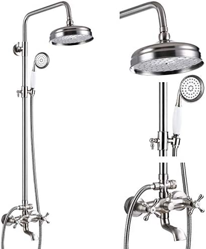 Top 10 Best bathtub faucet with handheld shower Reviews
