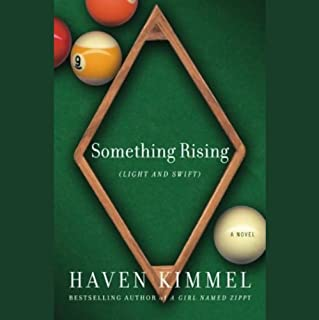 Something Rising (Light and Swift) audiobook cover art