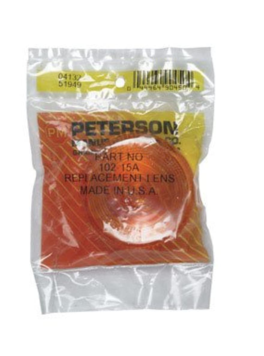 Peterson Manufacturing 10215A Replacement Lens