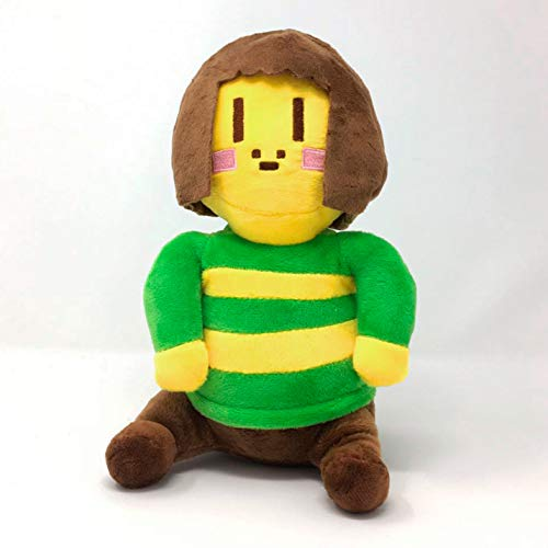 WAREHOUSEDEALS Inspired by Undertale CHARA Plush Toys Doll Stuffed Soft