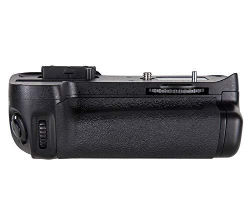 Empuñadura de batería para Nikon D7100D7200DSLR Cámara como MB-D15, Incluye Compartimento para batería y asa multifunción–P