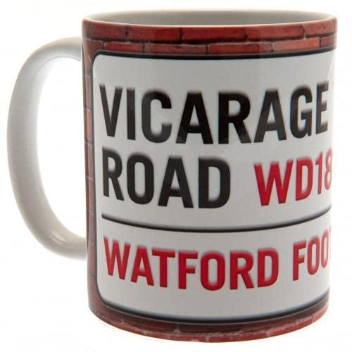Watford FC Mug SS Official Merchandise