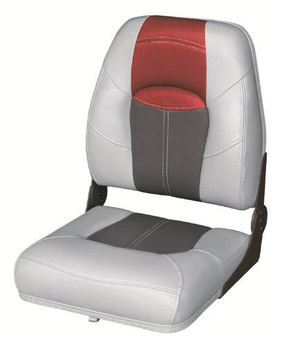 Wise 8WD1461 Blast-Off Tour Series Folding High Back Boat Seat
