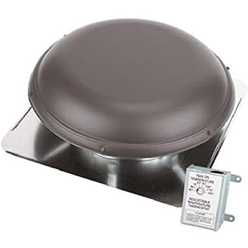 AIR VENT 53827 Roof Mounted Power Attic...