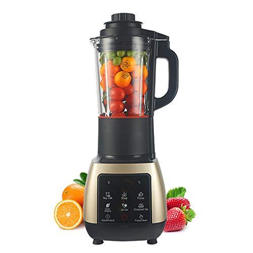 Keukenblender Snelheidsregeling met meerdere versnellingen, voor shakes en smoothies en bevroren fruit, wordt geleverd met recepten, geschikt voor babyvoeding