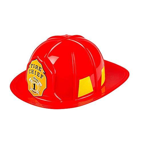 Boland 01387 Helm Feuerwehrchef, One Size
