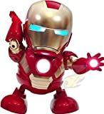 Transformers Toys High Trusted Toy Dancing Super Hero Ironman Action Figure with Openable
