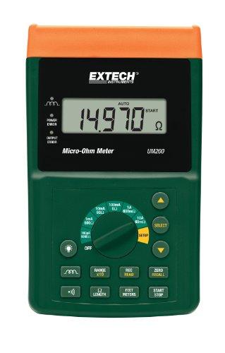 Extech UM200 Micro Ohmmeter