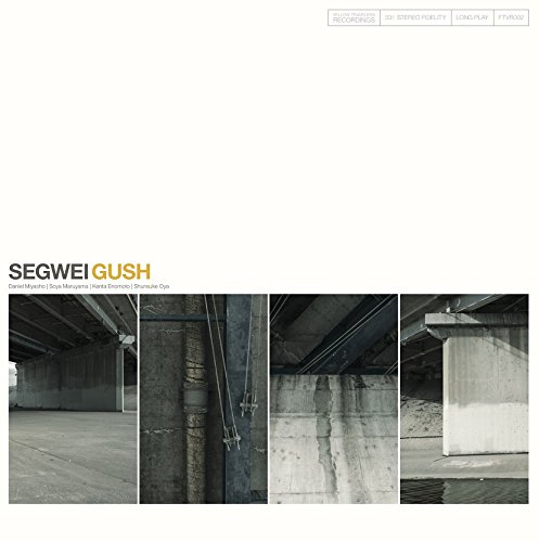 """[画像:GUSH (12""""EP) [Analog]]"""