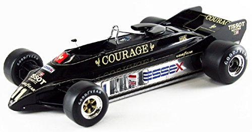 エブロ 1/20 チーム ロータス タイプ 88B 1981 プラモデル 20010
