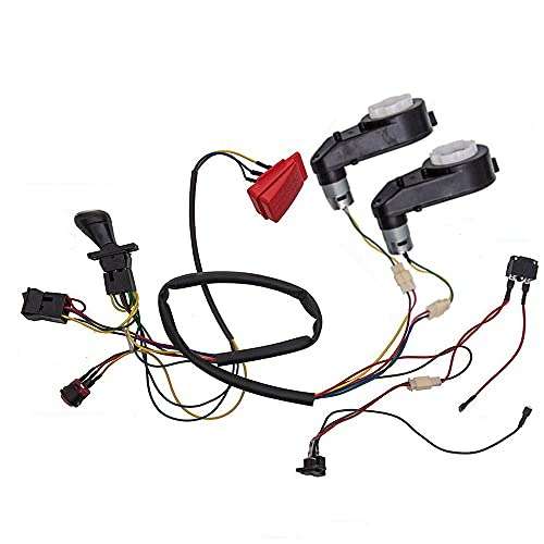Children Electric Car DIY Accessories Wires and...