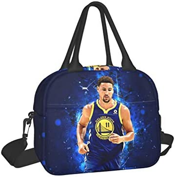 Lunch Bag Klay basketball Thompson Lunch Cooler Tote Lunch Box Bag Lunch Tote With Unisex product image