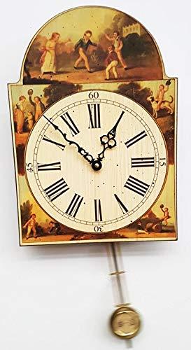 Horloge met slinger in Britse stijl