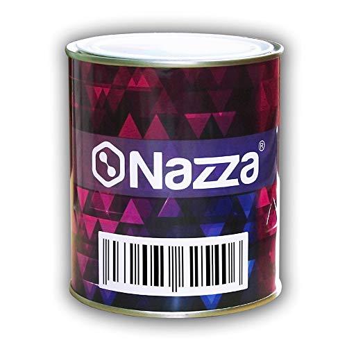 Esmalte Sintético Nazza con Poliuretano Variedad de Colores - Uso interior y exterior - Rápido secado - COLOR BLANCO MATE - 750 ml.