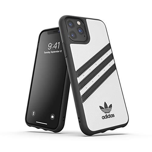 adidas Originals Moulded Case Samba Weiß/Schwarz für das iPhone 11 Pro