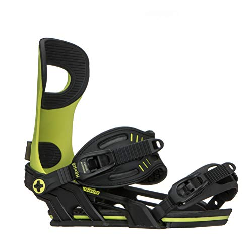 Bent Metal Snowboard Binding Mannen Transfer 2019