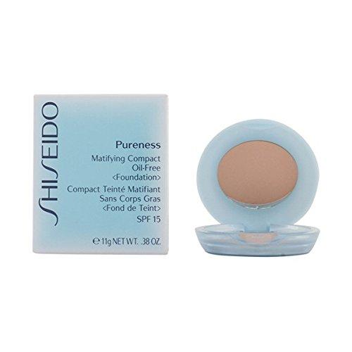 Shiseido - PURENESS matifying compact 20-light beige 11 gr