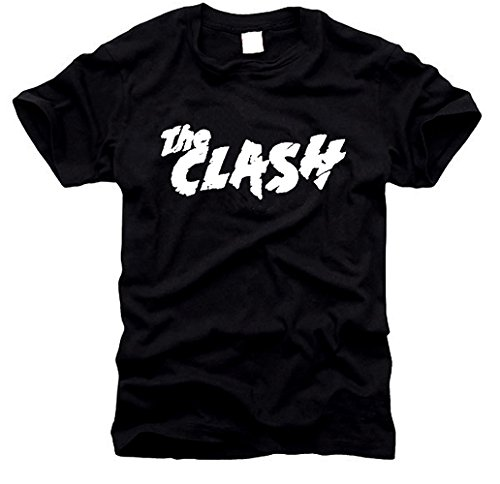 shirtstore The Clash-t-Shirt-Homme-Taille XXL