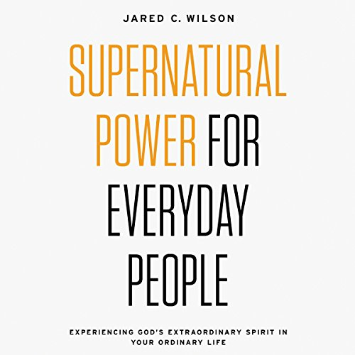 Supernatural Power for Everyday People cover art