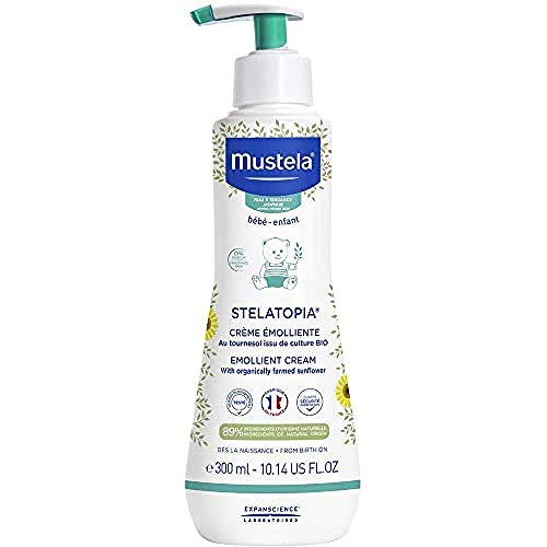 MUSTELA Stelatopia Emollient Cream 300 Ml 300 ml