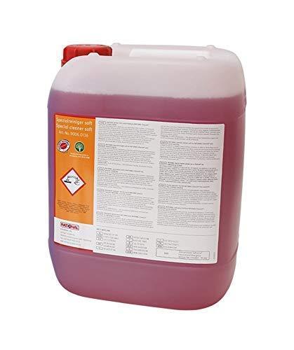 10 Liter Wanne mit Rational Flüssig Grill Reiniger für Rational oder Lincat Cleanjet für die Manuelle Reinigung