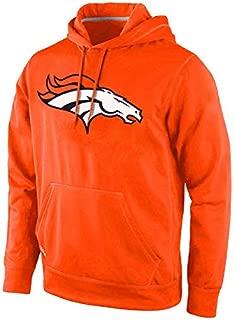 VF LSG Men's Denver Broncos Pullover Sweatshirt Sports Hoodie