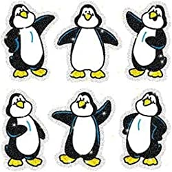 penguin dazzle stickers