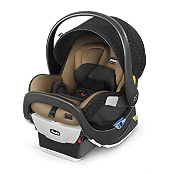 Chicco Fit2 Infant & Toddler Car Seat - Cienna Black/Tan