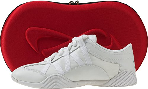 Nfinity Youth Evolution Cheer Shoes, White, 2