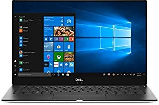 Dell XPS 13 9370 4K IPS Touch, 5156SLV 13.3 inches LCD Ultrabook (Silver) - Intel i5-8250U (8th Gen) 3.4 GHz, 8 GB RAM, 128 GB SSD, Intel UHD Graphics 620, Windows 10 Home