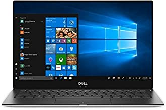 "2018 Dell XPS 9370 Laptop, 13.3"" UHD InfinityEdge Touch Display, 8th Gen Intel Core i5-8250U, 8GB RAM, 128 GB SSD, Fingerp..."