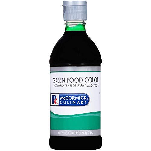 McCormick Culinary Green Food Color 16 fl oz
