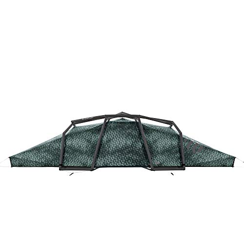 HEIMPLANET Original | Nias 4-6 Person Tunnel Tent | Inflatable Tent - Set Up in Seconds | Waterproof Outdoor Camping - 5000mm Water Column | Supports 1% for The Planet