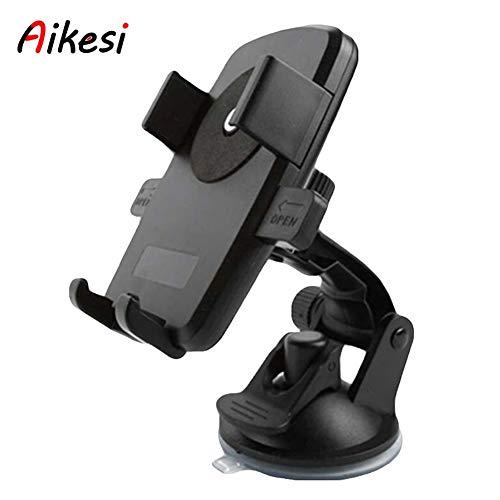 Telefon Kfz Halter aikesi Typ Universal Saugnapf-Richtung verstellbar für PDA und MP und Smartphone-Halterung Telefon Hochleistungs -