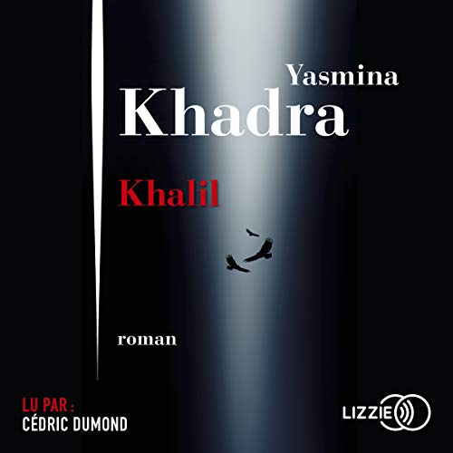 Khalil audiobook cover art