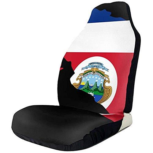 Fall Ing Costa Rica Map autostoelhoezen voor voorstoelen