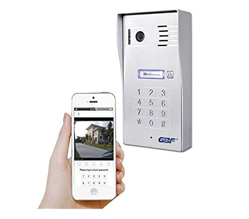 GBF New Upgraded -Global Wireless Video Doorphone...