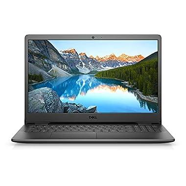 Dell Inspiron 15 Laptop Computer, 15.6″ Display, 16GB DDR4 RAM, 512GB PCIe SSD, Intel Pentium N5030 4-Core Processor, 802.11AC WiFi, Bluetooth, USB 3.2, HDMI, Webcam, Remote Work, Windows 10 S