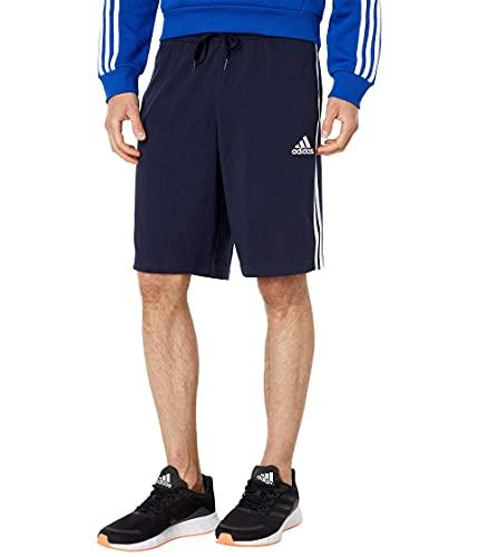 adidas Essentials Shorts Pantalones Cortos, Legend Ink/White, M para Hombre
